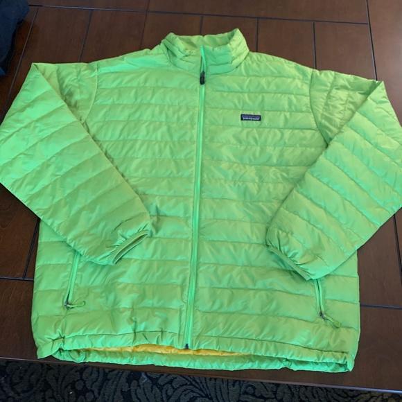 🔥Patagonia Men's Green Jacket (XL)
